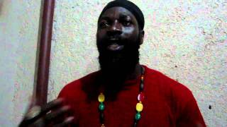 Capleton sings Someday & Acres for unt.se/musikbloggen