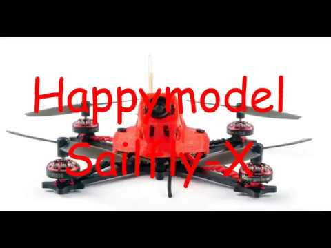 Happymodel Sailfly-X change Canopy.