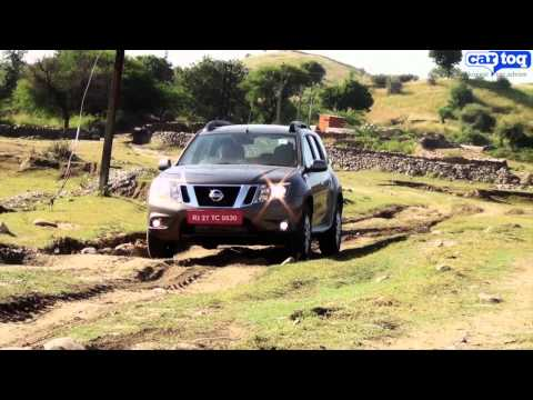 Nissan Terrano 85 XL Plus video review by CarToq.com