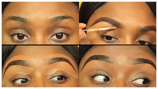 Eyebrow Tutorial | Eyebrow Routine