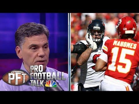 Kansas City Chiefs' injuries starting to catch up to them | Pro Football Talk | NBC Sports