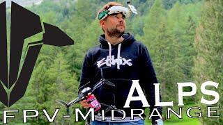 Alpine | FPV | Midrange Flying | FPV Racer | Team BlackSheep | Project 399