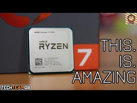 Don't buy an 1800X… AMD Ryzen 7 1700 Review