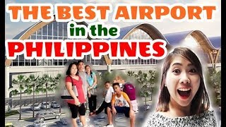 THE NEW MACTAN AIRPORT|THE BEST IN THE PHILIPPINES/새로운 막탄 공항
