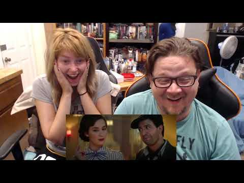 mary-poppins-returns--official-trailer--reaction