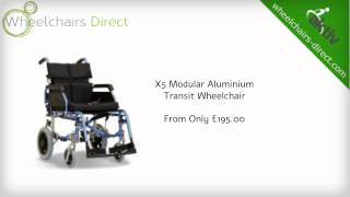 preview picture of video 'Aktiv Transit Wheelchairs UK'