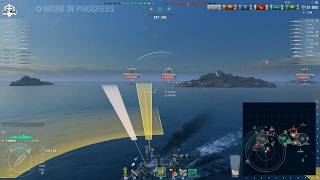 World of Warships - Why don't you just give up? Pffff HELLZ NO