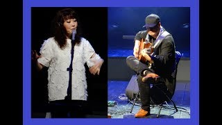 YOUN SUN NAH & ULF WAKENIUS- Festival Lent 2018 - TOM WAITS cover