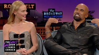Kate Bosworth & Shemar Moore Disagree On Peoples Sexiest Man