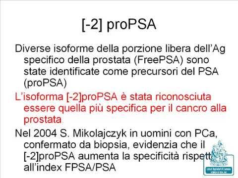 Prostata libero farmaco contro il cancro