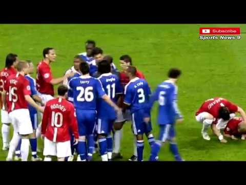 UCL FINAL 2007- 2008 Man United vs Chelsea  Penalty  6 5 Highlights