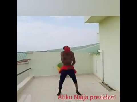 Atiku 2019 ( Atikulated dance) President
