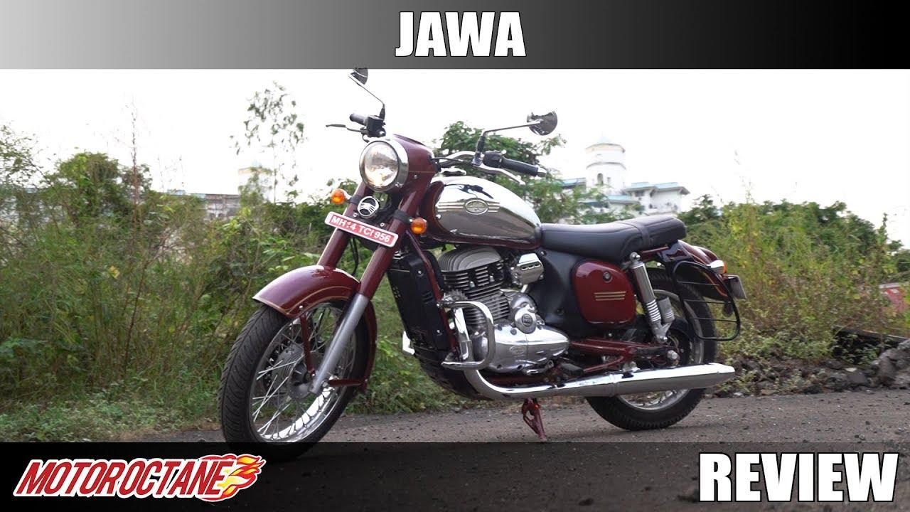 Motoroctane Youtube Video - Jawa Review - Forever bike?   Hindi   MotorOctane