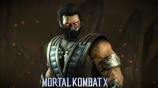 Mortal kombat x sub zero Grandmaster combos