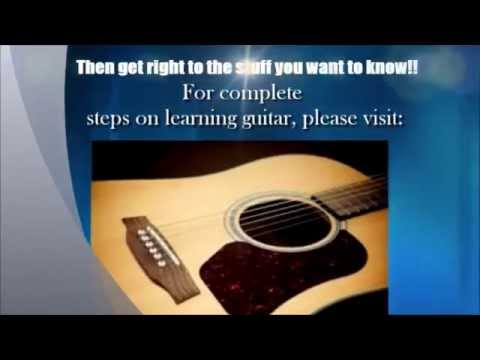 Guitar Online Lessons online for beginners