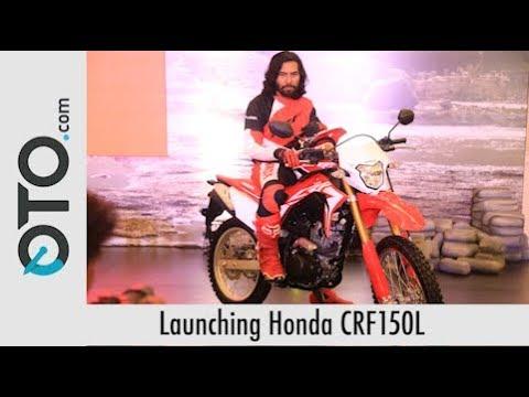 Launcing Honda CRF150L I Oto.Com