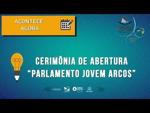 Cerimônia de Abertura do PJ Arcos (15/03/2018) - Câmara de Arcos