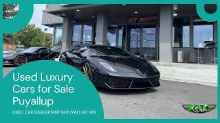 Used Cars For Sale in Seattle - Gt Auto Sales