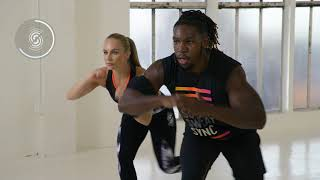 STRONG by Zumba 7 Minutes to Stronger: LEGS