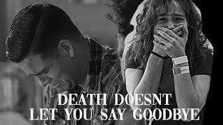 »sad multifandom   death doesn't let you say goodbye