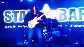 Manic Depression /Spellbound, Hendrix /Yngwie cover