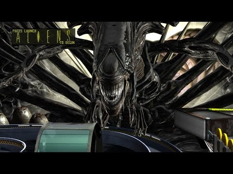 Pinball FX3 | Aliens Pinball | Alien Queen Defeated!
