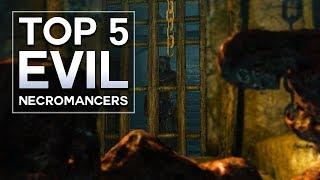 Skyrim Machinima - The Necromancer - Самые лучшие видео