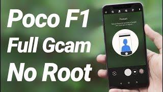 poco f1 google camera