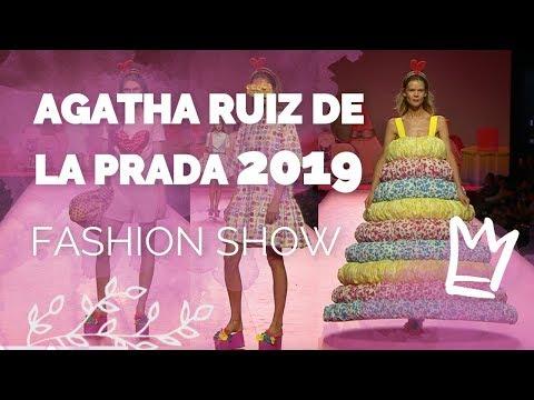 Desfile completo Agatha Ruiz de la Prada - MBFWM Primavera/Verano 2019