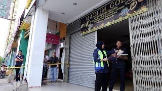 Pemilik Kedai Emas Rugi RM5 Juta