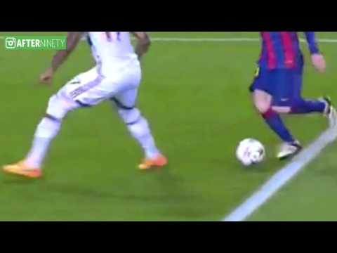 Messi humiliates Boateng to score 2-0 against Bayern! (UCL 14/15)