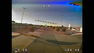 05 20 Player 2 Parkplatzen LDARC KingKong FPV Egg фото