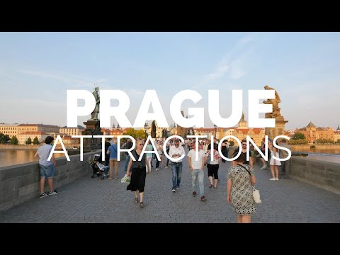10 Top Tourist Attractions in Prague – Travel Video