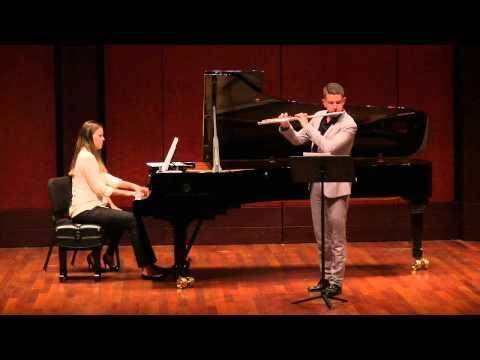 Joseph Jongen: Sonata, Op. 77, I. Prelude