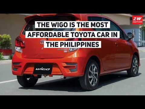 ZigWheels Philippines reviews Toyota Wigo