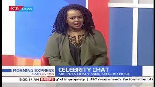 Celebrity Chat: Gospel artist Amani on her journey