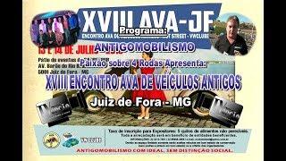 XVIII Encontro AVA-JF.2019