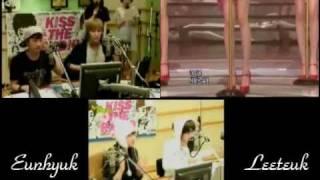 Super Junior Dancing Wonder Girls' Songs (WonderJunior) Part III