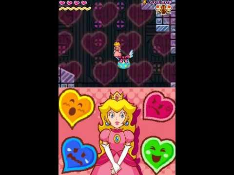 Super Princess Peach Nintendo DS