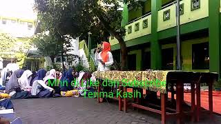 Pembukaan dan Yalal Wathon dalam HARLAH NU di Komplek YPM Sukodono