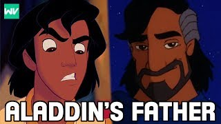 Who Is Aladdin's Father? Cassim The King Of Thieves : Dis Ing Disney