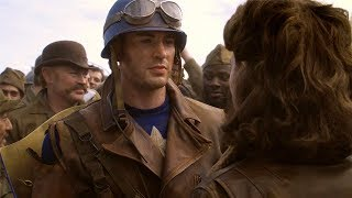 Steve Rogers Brings Back Soldiers From Hydra Base - Captain America: The First Avenger (2011)