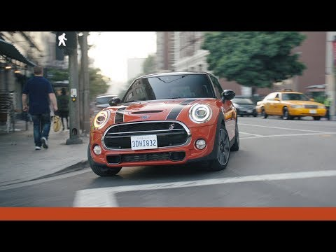 The New MINI 3-Door Hatch | Explore More Corners
