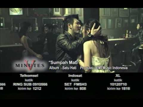 "FIVE MINUTES ""SUMPAH MATI"" (OFFICIAL VIDEO) Mp3"