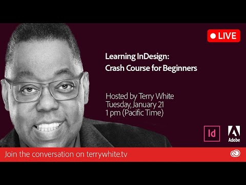 Learning InDesign: Crash Course for Beginners - YouTube