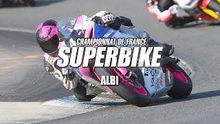 Superbikes - Albi2015 Full Highlights