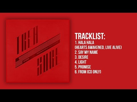 [Full Album] ATEEZ(에이티즈) - TREASURE EP.2 : ZERO TO ONE (2nd Mini Album) - K-BERSERK.