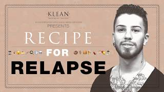 Recipe for Relapse Trailer