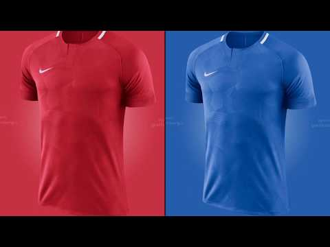 Nike Challenge II Jersey (Fußball Trikot)
