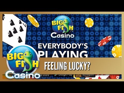 Big Fish Casino - Free SLOTS wideo